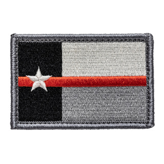 5.11 Tactical Texas Thin Red Line Patch-