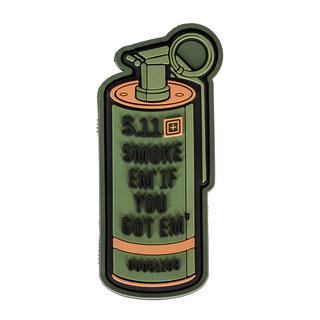 5.11 Tactical Smoke Em Patch-