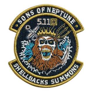 5.11 Tactical Sons Of Neptune Patch-
