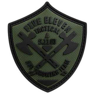 5.11 Tactical Axe Throwing Team Patch-5.11 Tactical