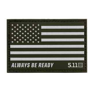 5.11 Tactical Reflective Flag Patch-