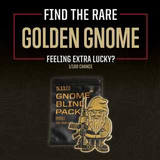 5.11 Tactical Gnome Blind Patch-