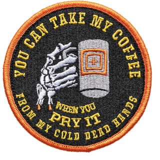 5.11 Tactical Cold Dead Caffeine Patch-