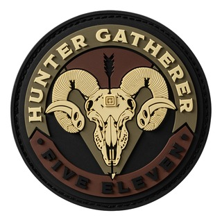 5.11 Tactical Hunter Gatherer Patch-