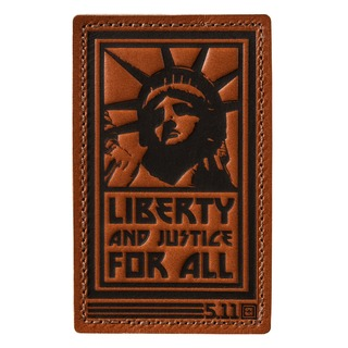 5.11 Tactical Liberty And Justice Patch-