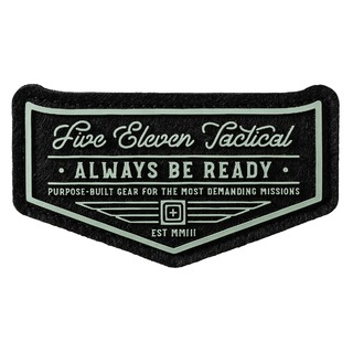 81736 5.11 Tactical Always Be Ready Patch-