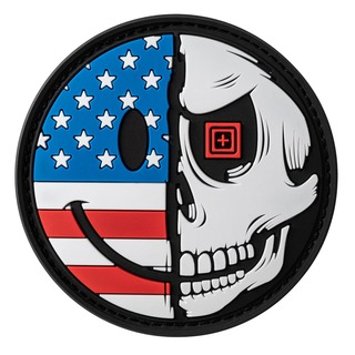 5.11 Tactical Always Be Happy Patch-