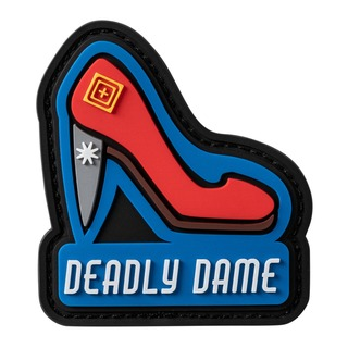 5.11 Tactical Deadly Dame Patch-5.11 Tactical