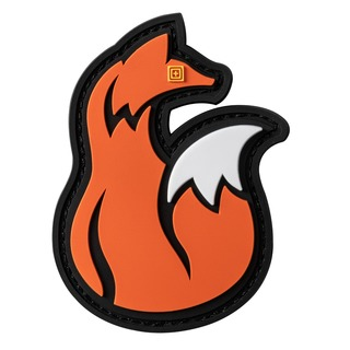 5.11 Tactical Foxy Patch-