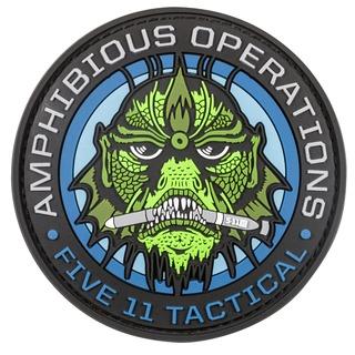 5.11 Tactical Amphibious Ops Patch-