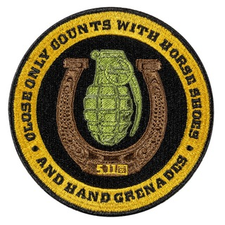 5.11 Tactical Close Only Counts Patch-