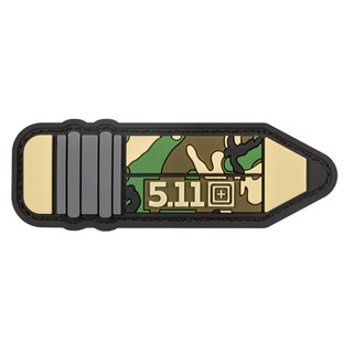 5.11 Tactical Camo Pencil Patch-