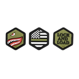 5.11 Tactical Hex Patch Armed Forces Set-