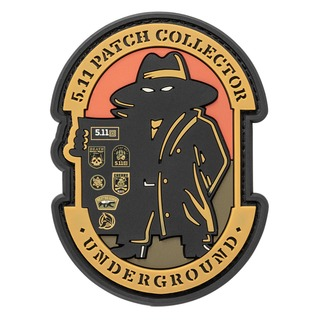 5.11 Tactical Patch Collectors Underground-