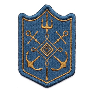 5.11 Tactical Anchor & Trident Patch-