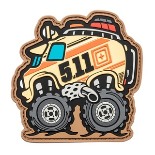 5.11 Tactical Camper Van Patch-