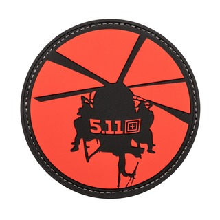 5.11 Tactical Little Bird Sunrise Patch-