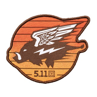5.11 Tactical Flying Hog Patch-
