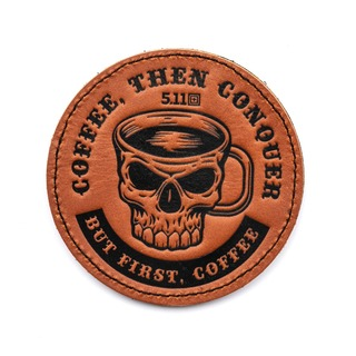 5.11 Tactical Coffee Then Conquer Patch-