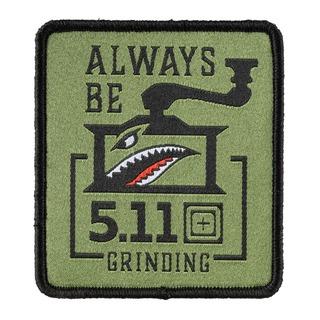 5.11 Tactical Tiger Grinder Patch-