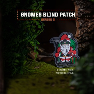 5.11 Tactical Gnome Blind Patch Series 3-