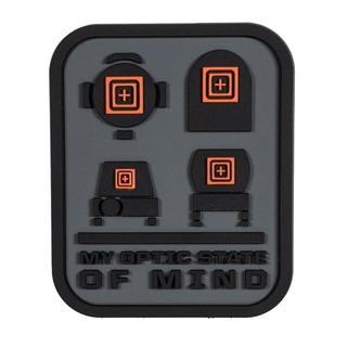 5.11 Tactical Optic State Of Mind Patch-