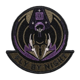 5.11 Tactical Fly By Night Patch-511