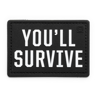 5.11 Tactical YouLl Survive Patch-