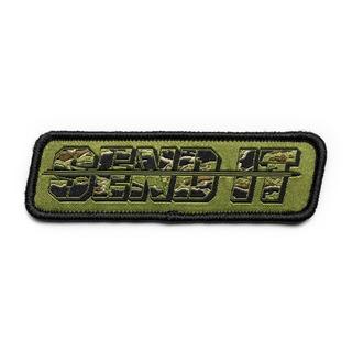 5.11 Tactical Send It Camo Patch-5.11 Tactical