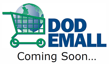 DOD EMALL coming soon