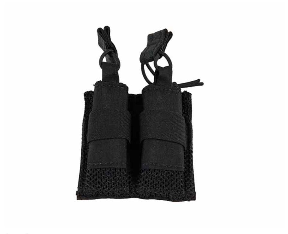 Double Pistol Mag Pouch-VEL TYE