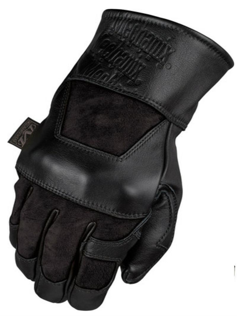 GIS- Mechanix Wear Fabricator All Leather Gloves-GIS Inc