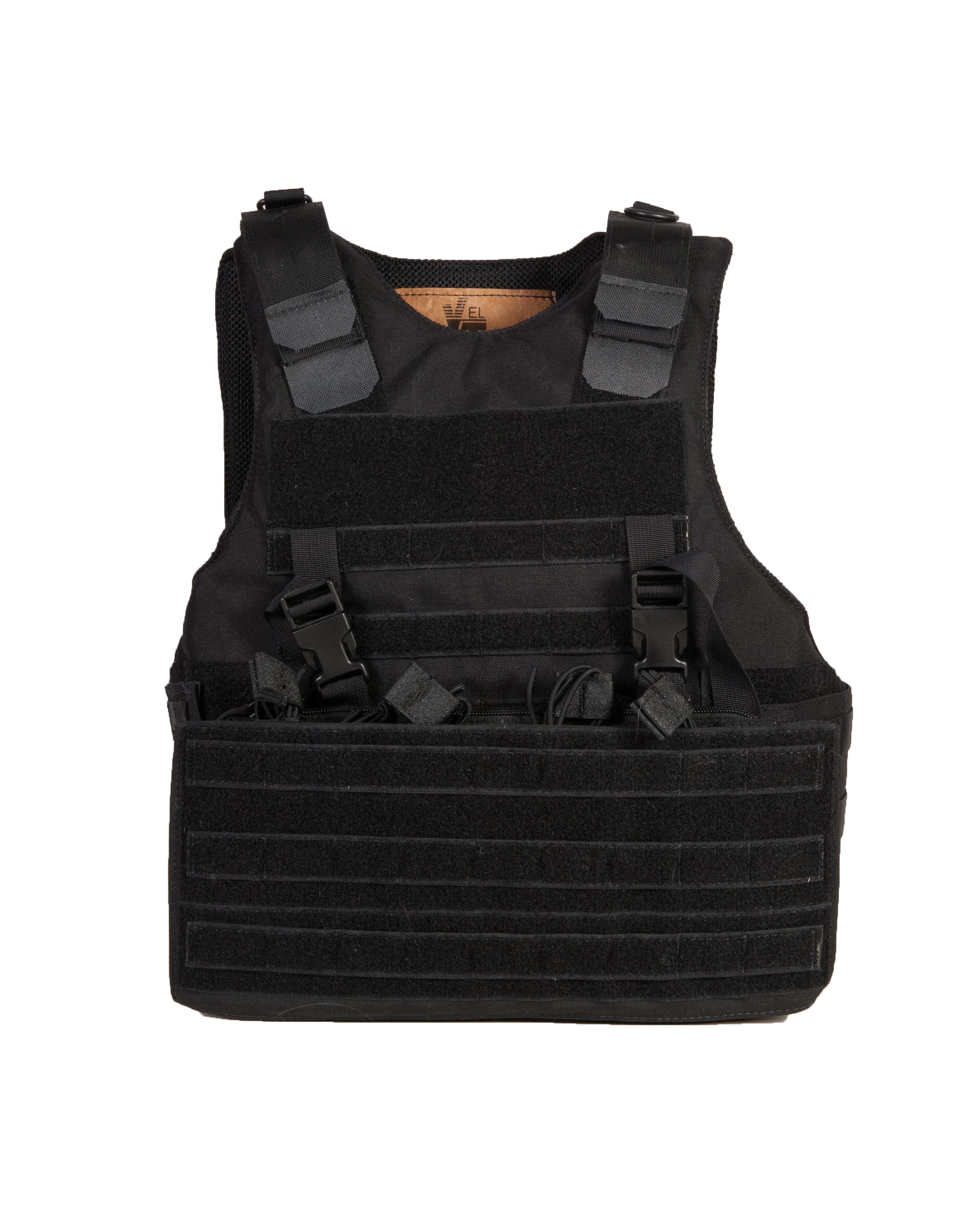 Police Hugger Tactical Vest-