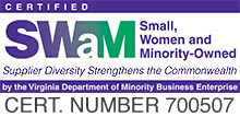 Small, Women, and Minority-Owned