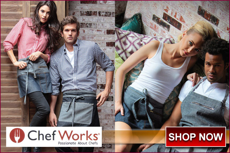 Chef Works Garments