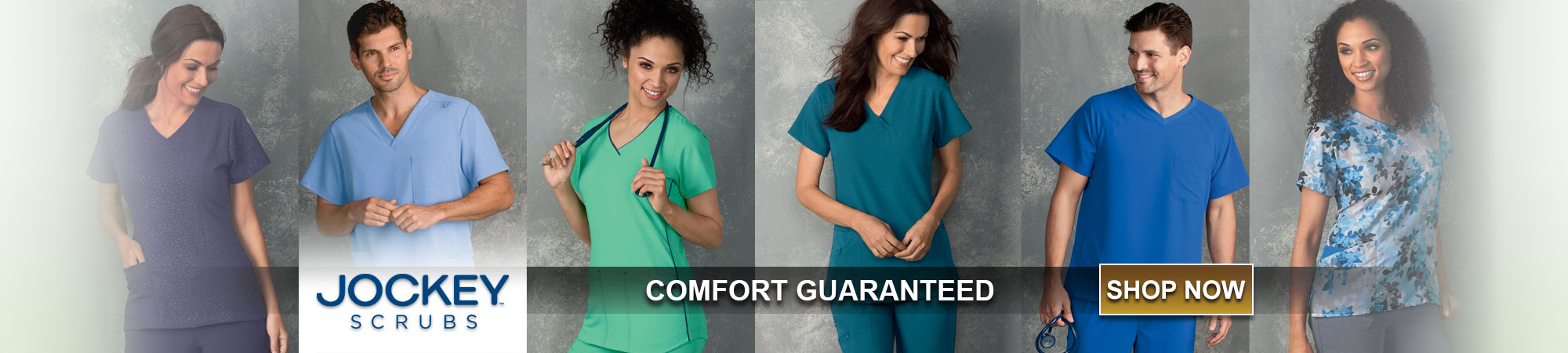 Jockey Scrubs Apparel