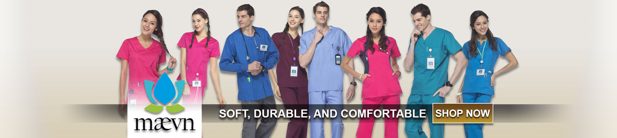 Maevn Scrubs Apparel