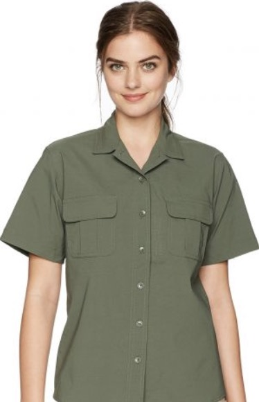 PSO - Womens Short Sleeve Summerweight Tactical Shirt-