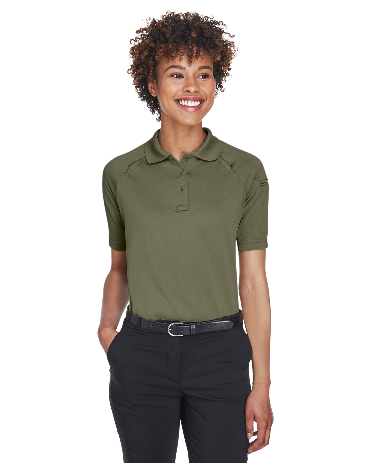 Ladies Tactical Performance Polo-Harriton