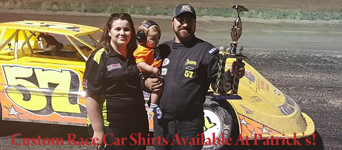 Custom Race Car Shirts