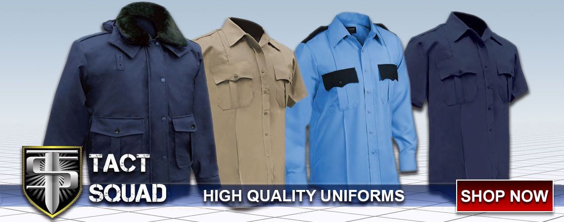 Tact Squad Uniforms