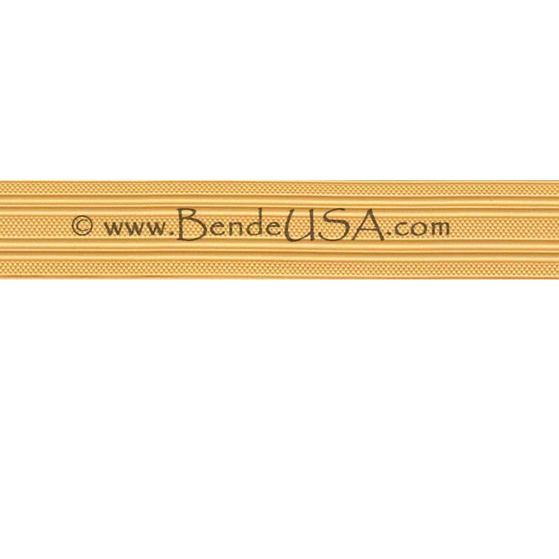"""US Army Braid 1"""" Goldenlite-Hessberg USA"""