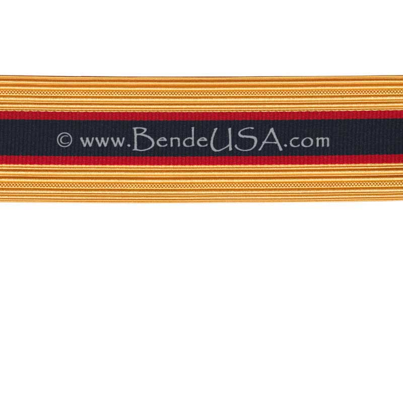 US Army Cap Braid Adjutant General-Hessberg USA