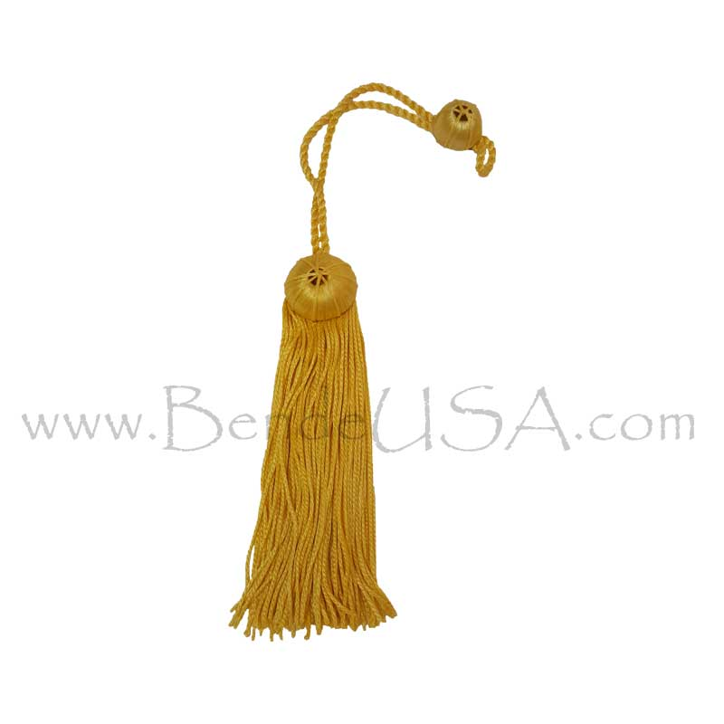 Closeout Doctoral Tam Tassel - Gold-Hessberg USA