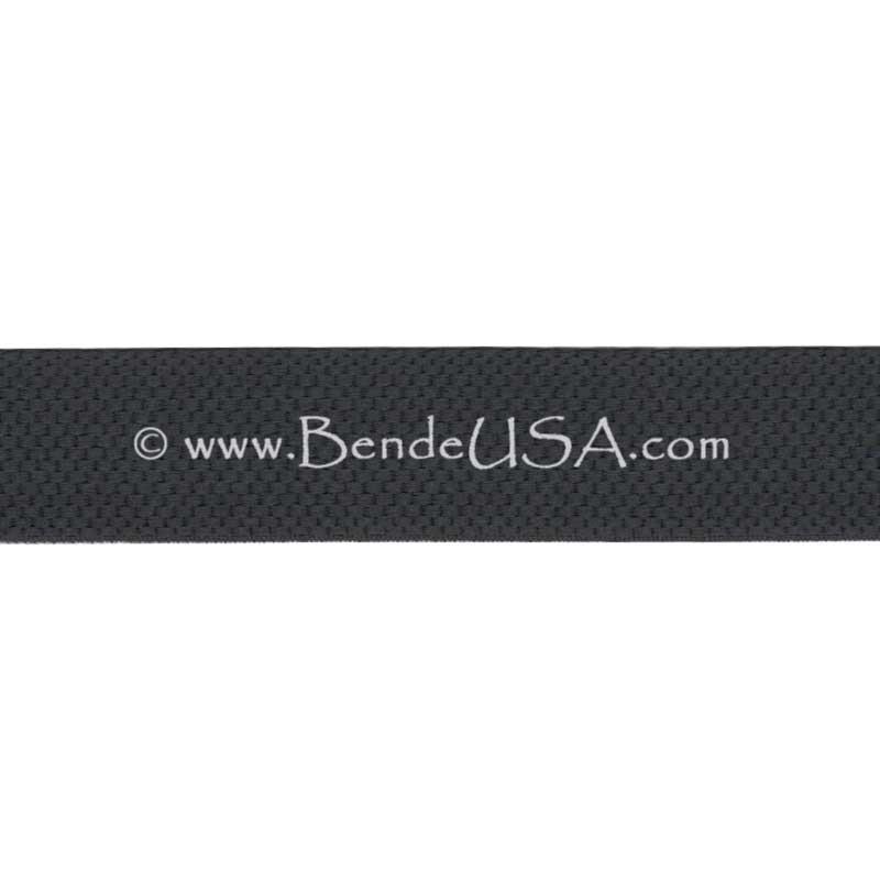 """Closeout 1 3/16"""" Check Pattern Braid-Hessberg USA"""