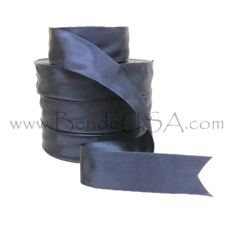 "Solid Wavy Ribbon 1 1/2""-Hessberg USA"
