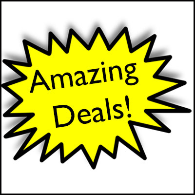 Amazing Deals!