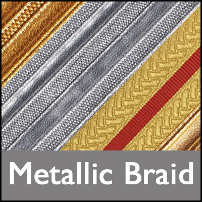 Metallic Braid