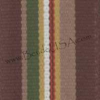 """Striped Grosgrain Ribbon 7/8""""-Hessberg USA"""