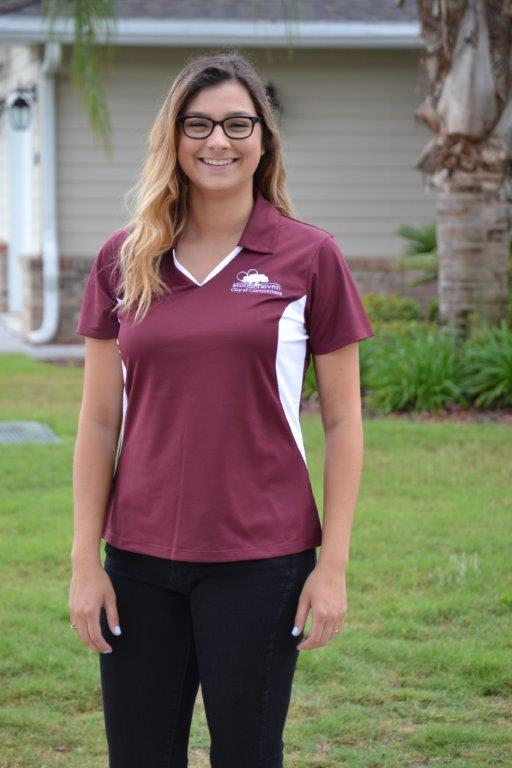 Women's Polo Shirt   w/ Logo